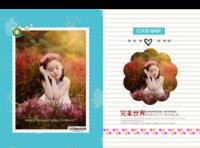 宝贝的完美世界-精装硬壳照片书60p