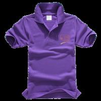 灌篮型男(体育运动)-男款纯色POLO衫