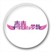 青春与梦想-2.5徽章