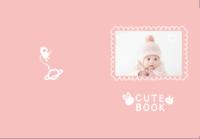 小兔子乖乖可爱书-B5定制胶装道林笔记本