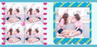 我们的青春精装照片书(封面照片可更换)-爱的礼物照片书
