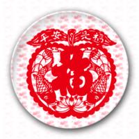 平安果之平安福-4.4个性徽章