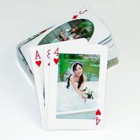 自由DIY-双面定制扑克牌(圆角)