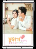 恋爱心语-小清新-情侣-婚纱影楼-我们结婚吧(大容量、照片可换)-A4杂志册(32P)