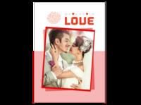 爱一个人,守一份爱情--情侣 潮流 喜庆 婚礼-(微商)杂志册24p(哑膜)