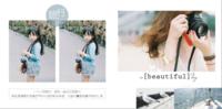 我的旅行-文艺小清新-8x8PU照片书NewLife