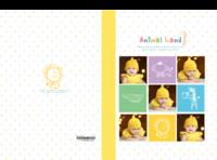童年的色彩-A4硬壳照片书34p