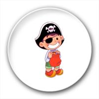 海盗卡通-4.4个性徽章
