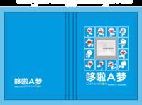 哆啦A梦-硬壳精装照片书