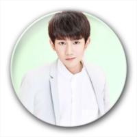 王源-照片可换-4.4个性徽章