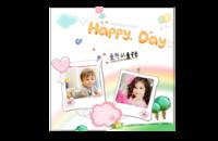 童年的童话—儿童快乐成长纪念-8x8印刷单面水晶照片书