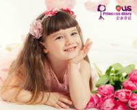 公主日记(图片可换)女宝宝女生专用-30寸横式海报