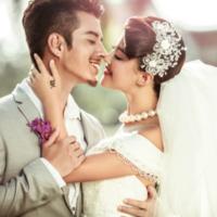 婚纱8X8双面水晶20P-8x8双面水晶银盐照片书20p