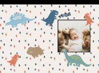 宝宝最爱 可爱小恐龙-A4硬壳照片书34p