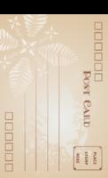 怀旧明信片系列22-等边留白明信片(竖款)套装