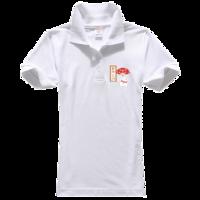 日本旅行-女款纯色POLO衫