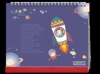探索世界(满足宝贝好奇心)-10寸单面印刷台历