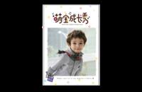 萌宝成长秀-8x12印刷单面水晶照片书21p