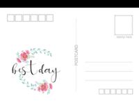 best day 最好的一天-全景明信片(横款)套装