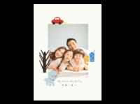 幸福一家人-A4杂志册(24p) 亮膜