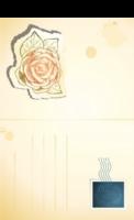 006-等边留白明信片(竖款)套装