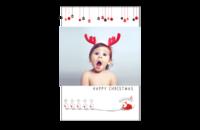 圣诞小萌鹿-圣诞节礼物