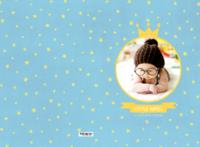 我家的小天使-小小的你是最闪亮的星-A3硬壳蝴蝶装照片书32p