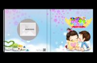 美丽童年 多彩童年-8x8照片书