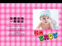 儿童 萌娃  宝贝 照片可替换-硬壳精装照片书22p