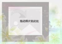 梦-彩边拍立得横款(6张P)