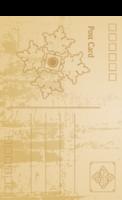 怀旧明信片系列21-等边留白明信片(竖款)套装