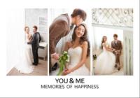 memories of happiness 我们幸福的回忆-B2单面横款印刷海报
