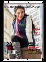 女神Angelababy杨颖唯美写真集-个性写真-美女写真-成品系列-照片可替换--A4杂志册(32P)