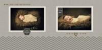 欧式古典baby影集-GOOD BABY-爱的礼物照片书