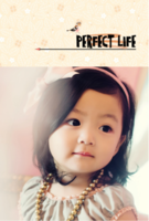 美好生活-A5竖款胶装杂志册42p