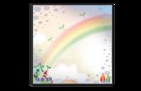 快乐宝贝-宝贝、亲子、全家福(封面照片可换,边框和背景两种选择)-8x8水晶照片书