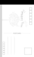 happy tree 幸福树1 幸福爱情时光纪念-全景明信片(竖款)套装