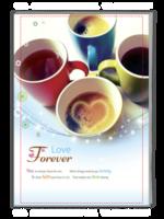 简单爱-情侣写真杂志册-情人节礼物-记录爱情点滴-A4杂志册(32P)
