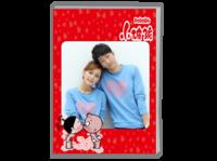 小破孩的爱情-A4时尚杂志册(26p)