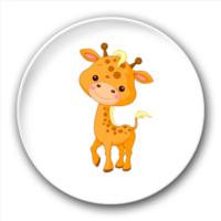 长颈鹿-5.8个性徽章