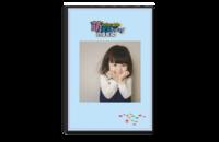 萌宝宝的成长记-8x12单面银盐水晶照片书