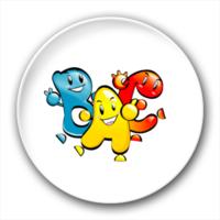 ABC字母-4.4个性徽章