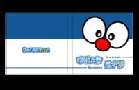 哆啦A梦是个梦-8*8照片书
