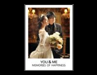 memories of happiness 我们幸福的回忆-14寸木版画竖款