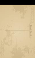 怀旧明信片系列23-18张全景明信片(竖款)