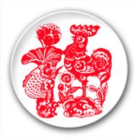 福-2.5徽章