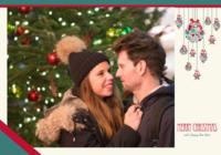 快乐圣诞节(照片可换,时间可双击修改)-彩边拍立得横款(18张P)