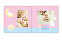韩式儿童相册{甜蜜的梦}-贝蒂斯8X8照片书