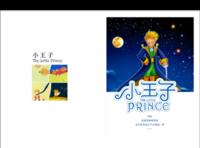 小王子-送给现在是孩子和曾经是孩子的你-A4硬壳精装照片书30p