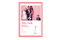 【时光记忆,我们的全家福】(图文可换)-8x12印刷单面水晶照片书21p